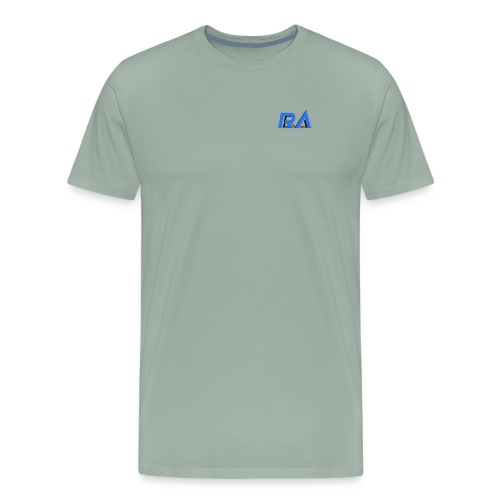 RA LOGO - Men's Premium T-Shirt