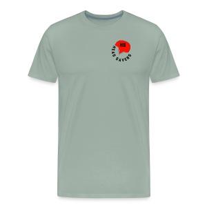 HEADSAVERS LOGO - Men's Premium T-Shirt