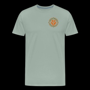 Tactical Manatee Outdoor Division - Men's Premium T-Shirt