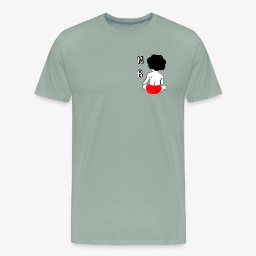 6E7D9D5A B707 4FF6 A049 785D9C38E7FC - Men's Premium T-Shirt