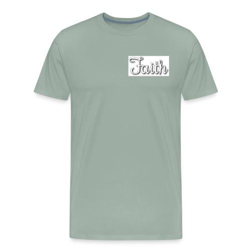 Faith products - Men's Premium T-Shirt
