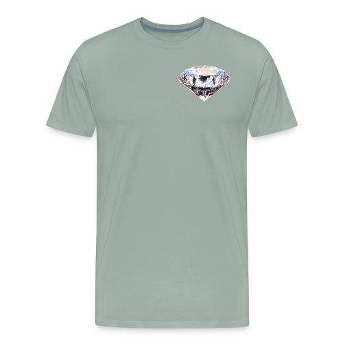 Shining like a Diamond - Men's Premium T-Shirt