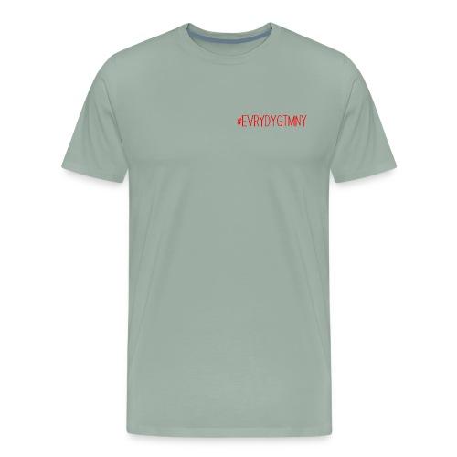 #REDMNY - Men's Premium T-Shirt