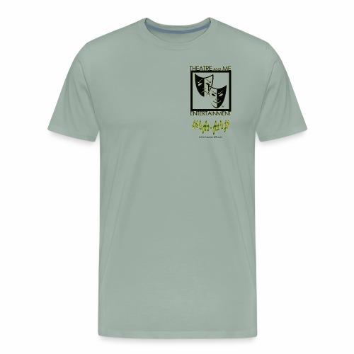 Theatre and Me professional shirt - Men's Premium T-Shirt