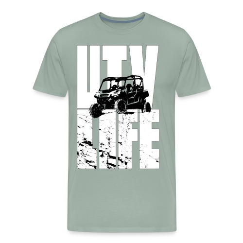 UTV Life - Men's Premium T-Shirt