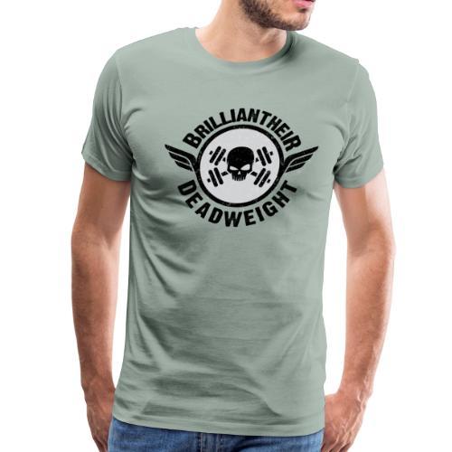 Brilliant-Heir DeadWeight Gym Edition - Men's Premium T-Shirt