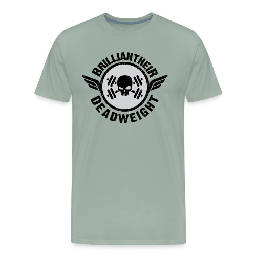 Brilliant-Heir DeadWeight Gym Edition - Men's Premium T-Shirt