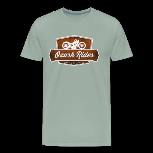 Ozark Rides - Men's Premium T-Shirt