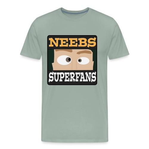 Neebs SuperFans - Men's Premium T-Shirt