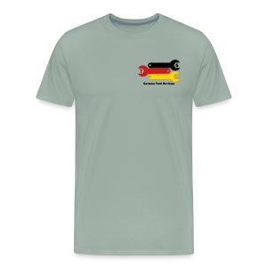 GTR Official Logo - Small - Men's Premium T-Shirt