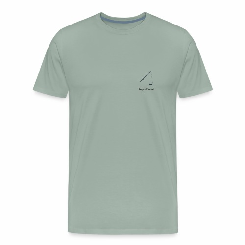 Keep it Reel - Men's Premium T-Shirt