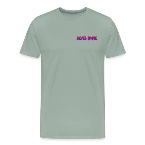 Level Logo - Men's Premium T-Shirt