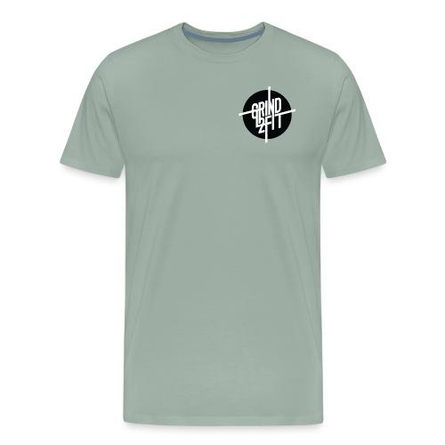 Grind2FIT 04 - Men's Premium T-Shirt