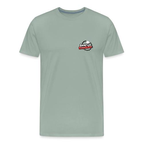Gear Crushers Logo (png) - Men's Premium T-Shirt
