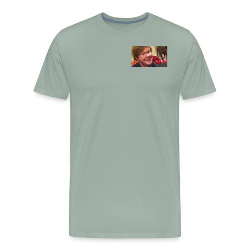mmmmm - Men's Premium T-Shirt