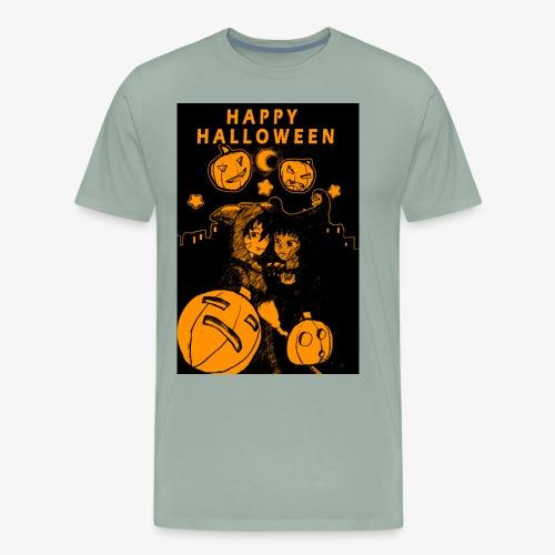 Happy Haloween! - Men's Premium T-Shirt