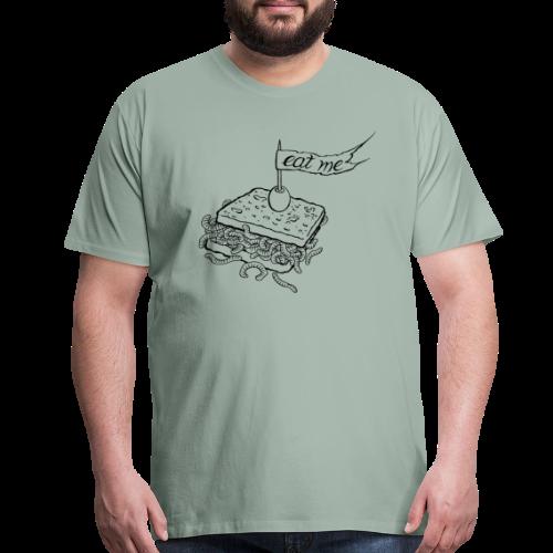Eat me - Men's Premium T-Shirt