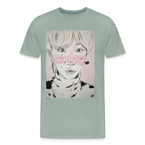 Suga Blush #1 - Men's Premium T-Shirt