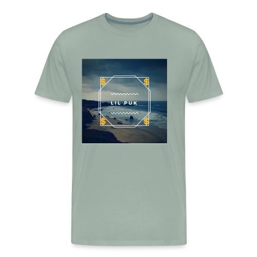 Lil puk - Men's Premium T-Shirt
