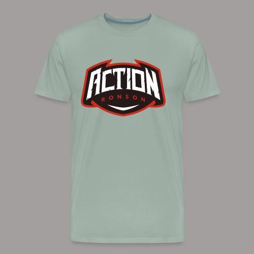 The Base Logo - Men's Premium T-Shirt