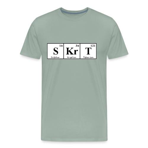 SKRT for Nerds - Men's Premium T-Shirt
