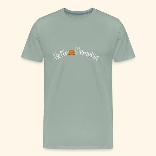 Hello Pumpkin - Men's Premium T-Shirt