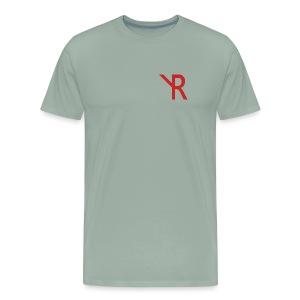 YR Logo - Men's Premium T-Shirt