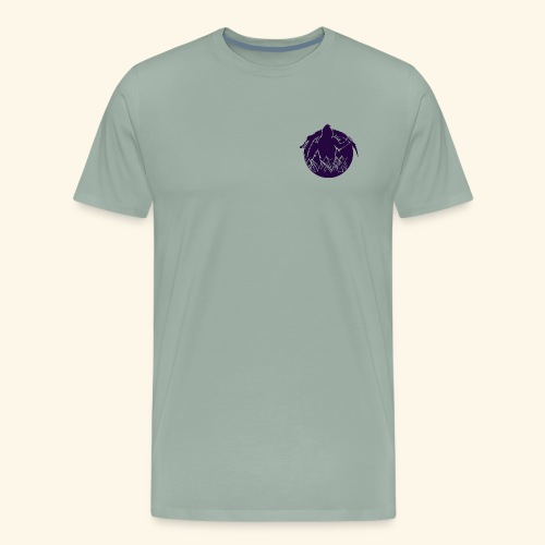Skunkape - Men's Premium T-Shirt