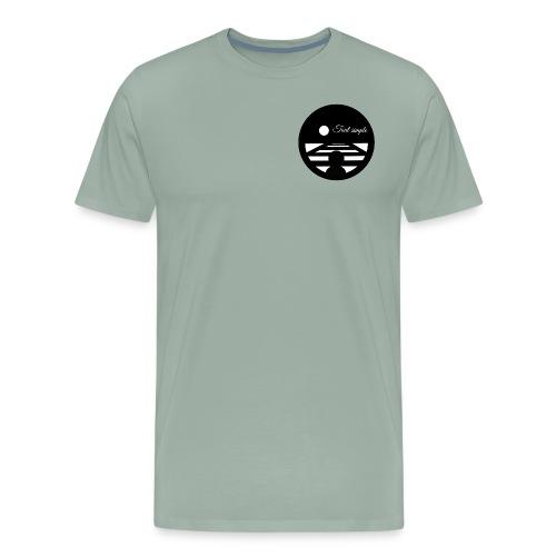 Tout Simplement Inc real - T-shirt premium pour hommes