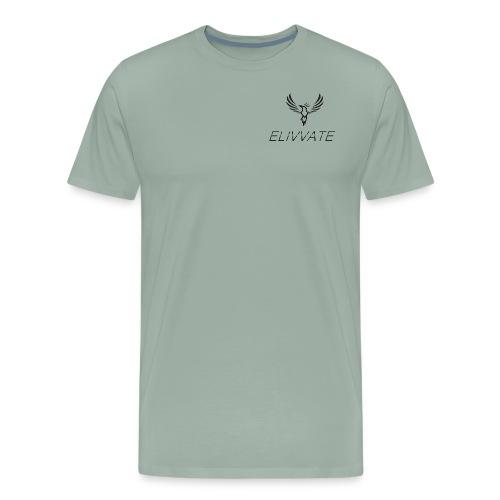 Official Elivvate Logo - Men's Premium T-Shirt