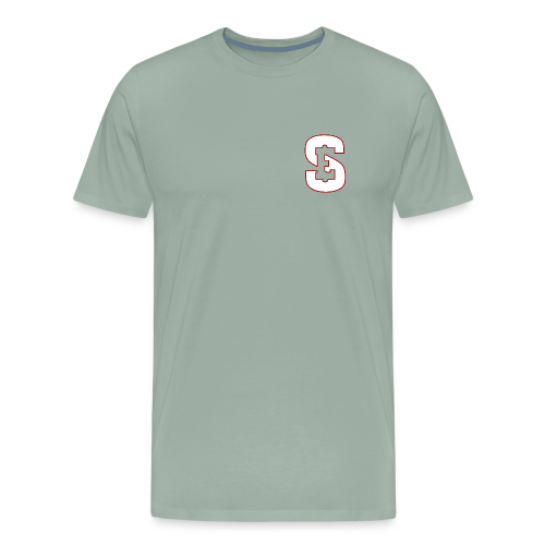 Self Enrichment SE White - Men's Premium T-Shirt