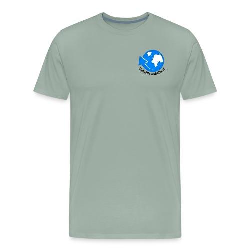 Global News Daily - Men's Premium T-Shirt
