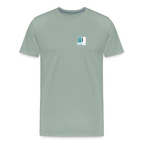 GB Sketchy Stories - Men's Premium T-Shirt