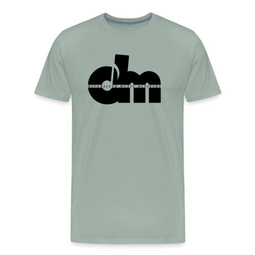 Diversifyd Music Logo - Men's Premium T-Shirt