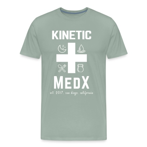 Kinetic MedX - Men's Premium T-Shirt