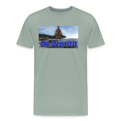 Nobushi Main - Men's Premium T-Shirt