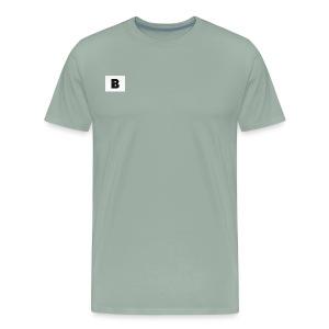 BE-BOLD pkts - Men's Premium T-Shirt
