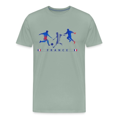 FRANCE - FRA 3 Players - Men's Premium T-Shirt