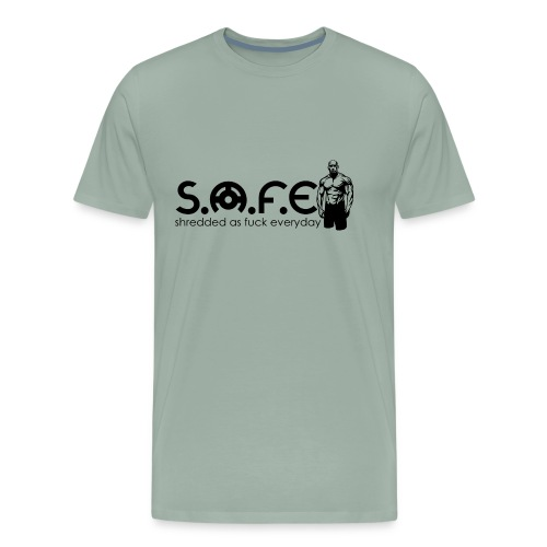 S.A.F.E (Sherdded Brand) - Men's Premium T-Shirt