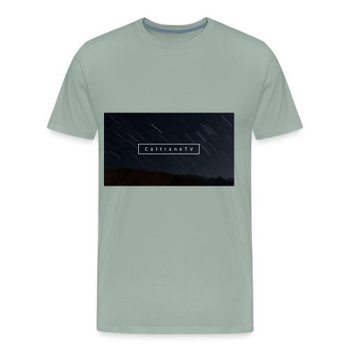 ColtraneTV - Men's Premium T-Shirt