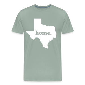 Texas Home. Shirt - Men's Premium T-Shirt