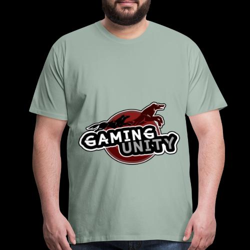 Gaming Unity Logo - Men's Premium T-Shirt