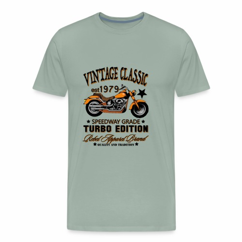 Classic design clothing and accessories - Men's Premium T-Shirt