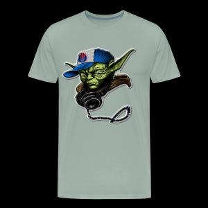 dj yoda - Men's Premium T-Shirt