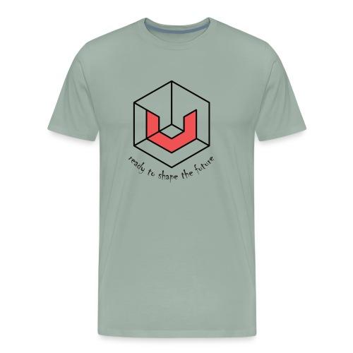 Universa UTN Crypto - Men's Premium T-Shirt