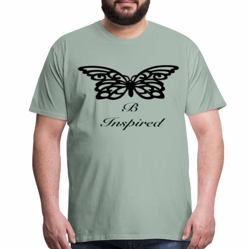 B Inspired - Men's Premium T-Shirt