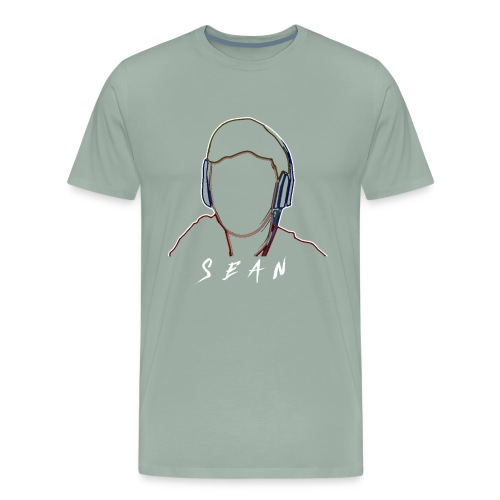 Sean Outline - Men's Premium T-Shirt
