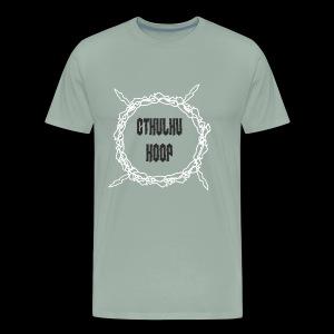 Cthulu Hoop - Men's Premium T-Shirt