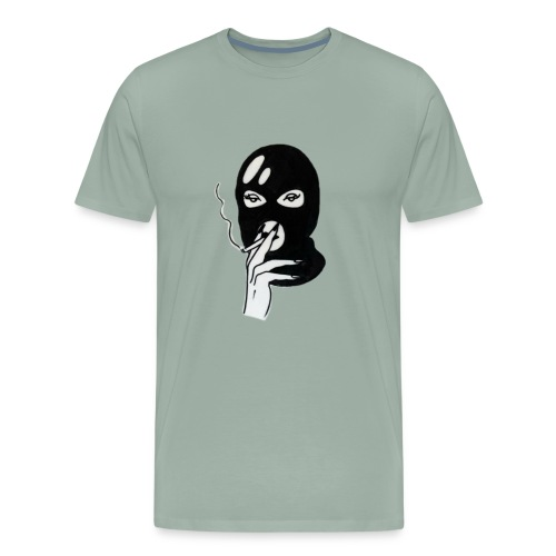 HUSTLER💲 🚫NLY - Men's Premium T-Shirt