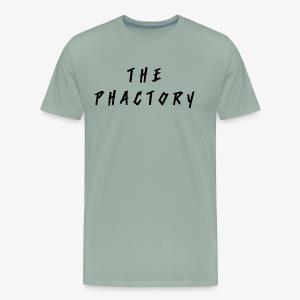 Phactory on the Weekend - Men's Premium T-Shirt